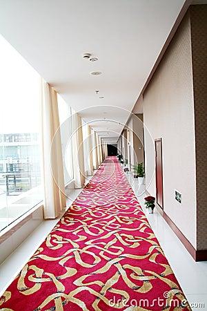 Corridoio lungo