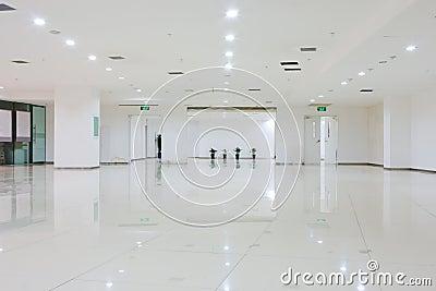 Corridor interior