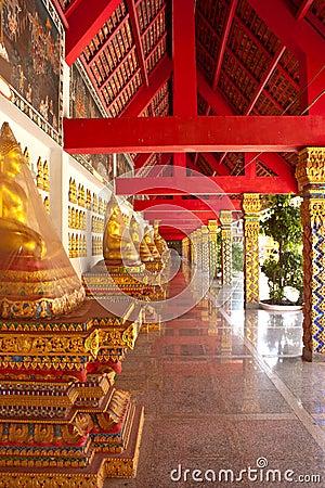 Corridor of the temple