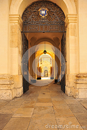 Corridors of Learning, Oxford