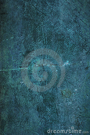 Corroded copper texture