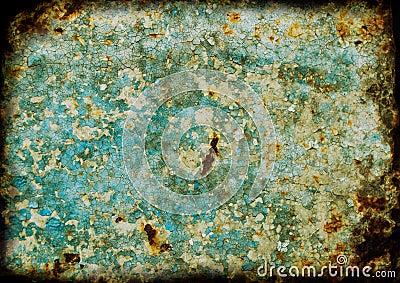 Corrosion iron