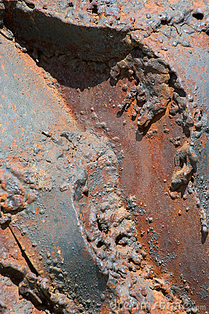 Corrosion of metal