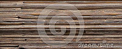 Corrugate cardboard
