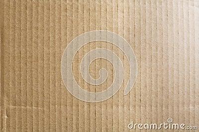Corrugated box texture