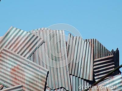 Corrugated Sky