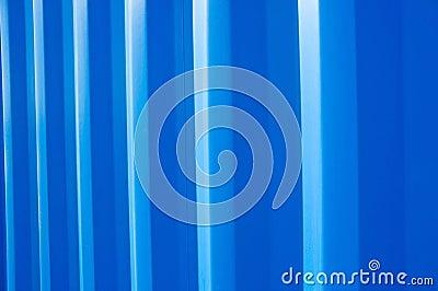 Corrugated storage unit