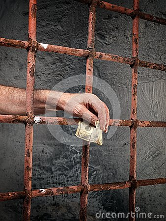 Corruption de prison