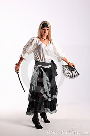 Corsair girl