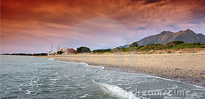 Corsica beach