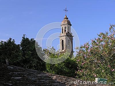 Corsica bell tower