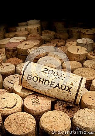 Cortiça do vinho