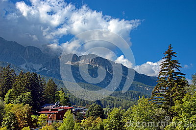 Cortina d Ampezzo, Italy