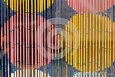 1000 images about bamboo on pinterest bamboo curtains - Cortina de bambu ...