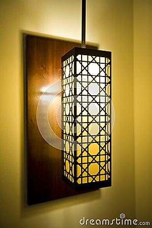 Sombra de lámpara decorativa