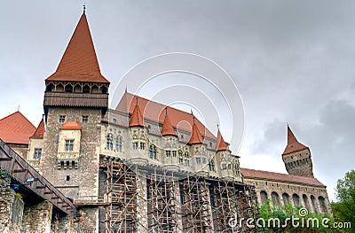 Corvin Castle (Hunyad Cstle, Hunedoara)