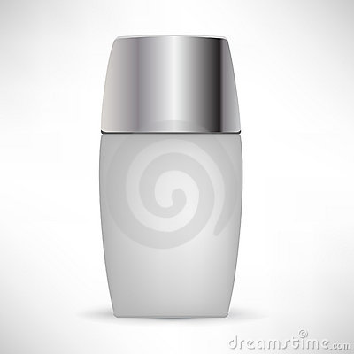 Cosmetic beauty container