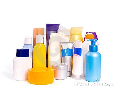 Cosmetic Bottles 2