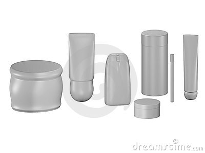 Cosmetic Containers