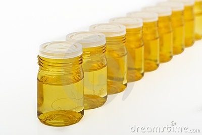 Cosmetic glass containers