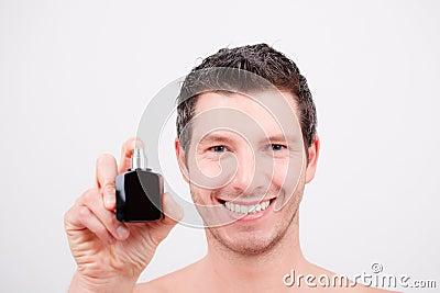 Cosmetic man