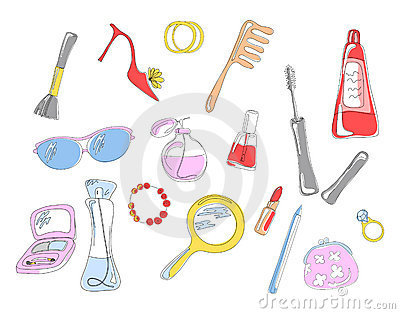 Cosmetic objects