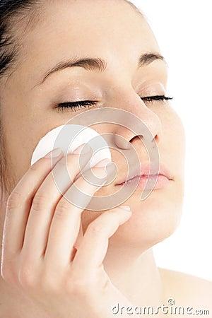 Cosmetic pad