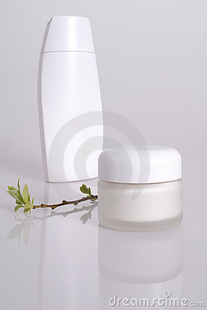 Free Cosmetic Product Packaging Royalty Free Stock Photo - 14278175