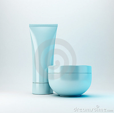 Free Cosmetic Products Stock Photography - 465512
