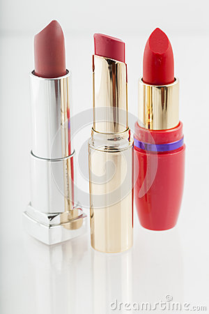 Free Cosmetic Products For Makeup Royalty Free Stock Image - 41210666