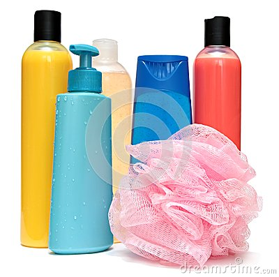 Free Cosmetic Products For Personal Care Stock Photo - 29714580
