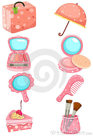 Free Cosmetic Set Stock Photo - 15034380