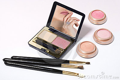 Cosmetics Royalty Free Stock Photography - Image: 3904167