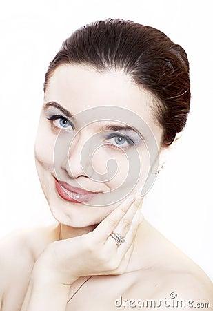 Cosmetics concept