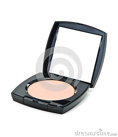 Cosmetics Powder Compact