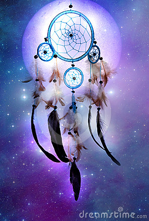 Cosmic dreamcatcher