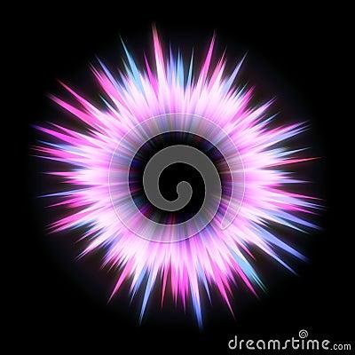 Free Cosmic Explosion Royalty Free Stock Photo - 75653095