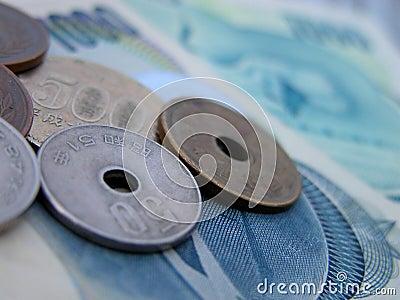 Cosmic money