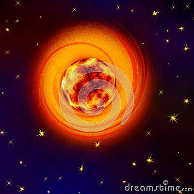 The Cosmic nebula