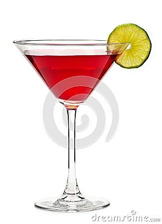 Free Cosmopolitan Cocktail Drink Stock Photos - 12369943