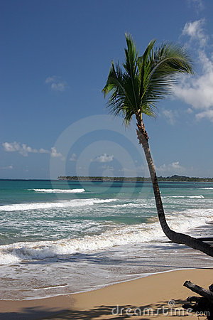 Coson beach, Dominican Republic