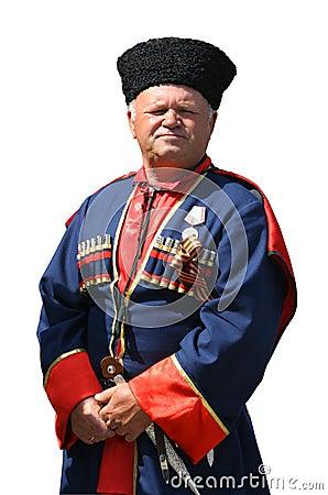 Cossack 2 (Isolated)