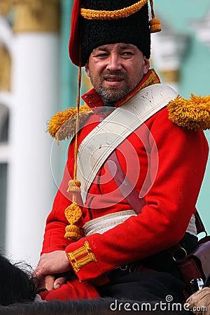Cossack Editorial Image