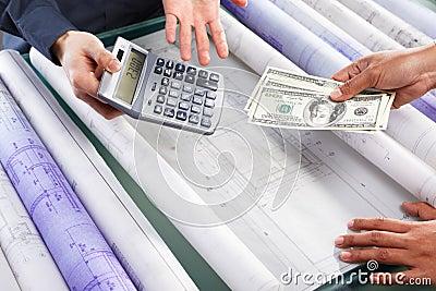 Cost of architecture design