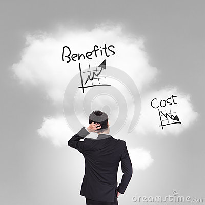 Cost and benefits problem