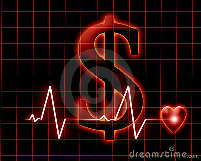 Cost of public healthcare