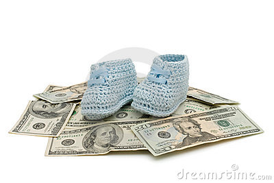 Cost of raising a child