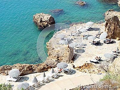 Costa costa en Anatolia