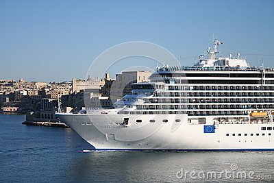 Costa Cruise Ship Editorial Stock Image
