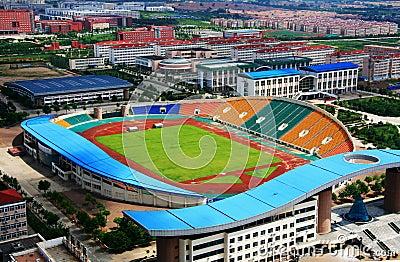 Costa hermosa de China Shandong